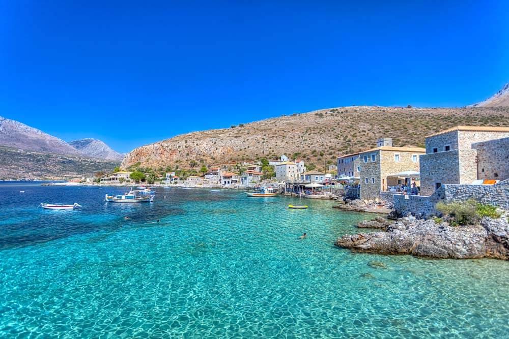 Das authentische Griechenland
