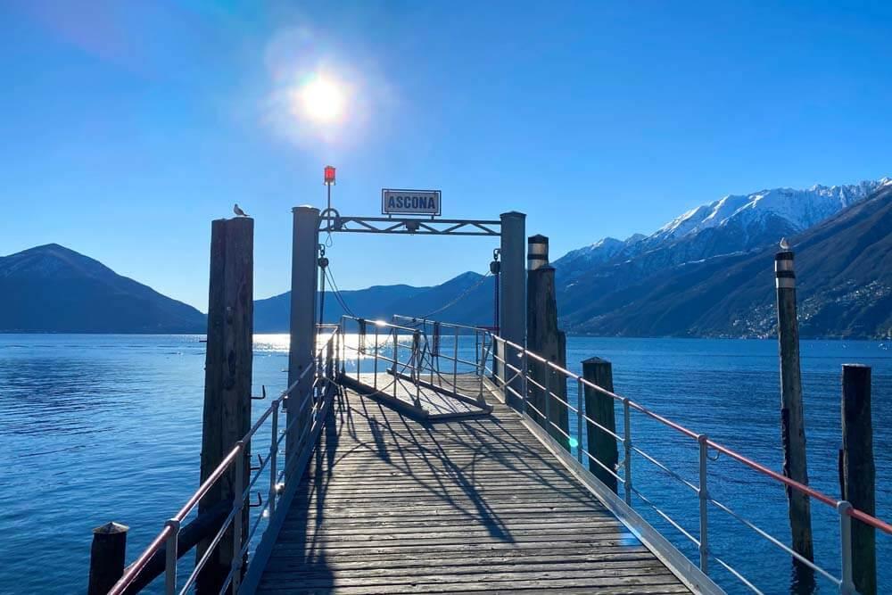 Ascona Lago Maggiore Autorundreise Tessin