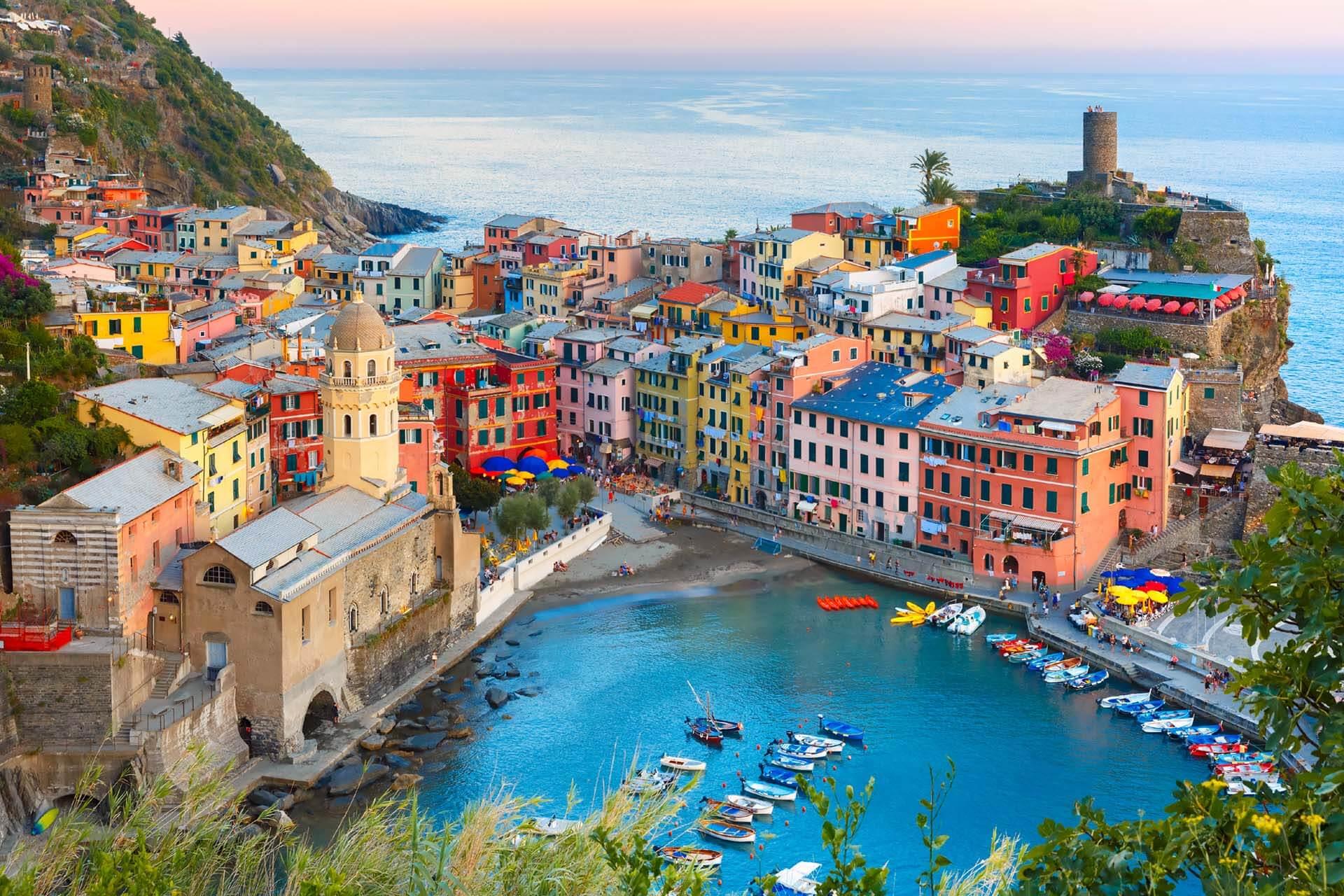Autorundreise Bella Italia