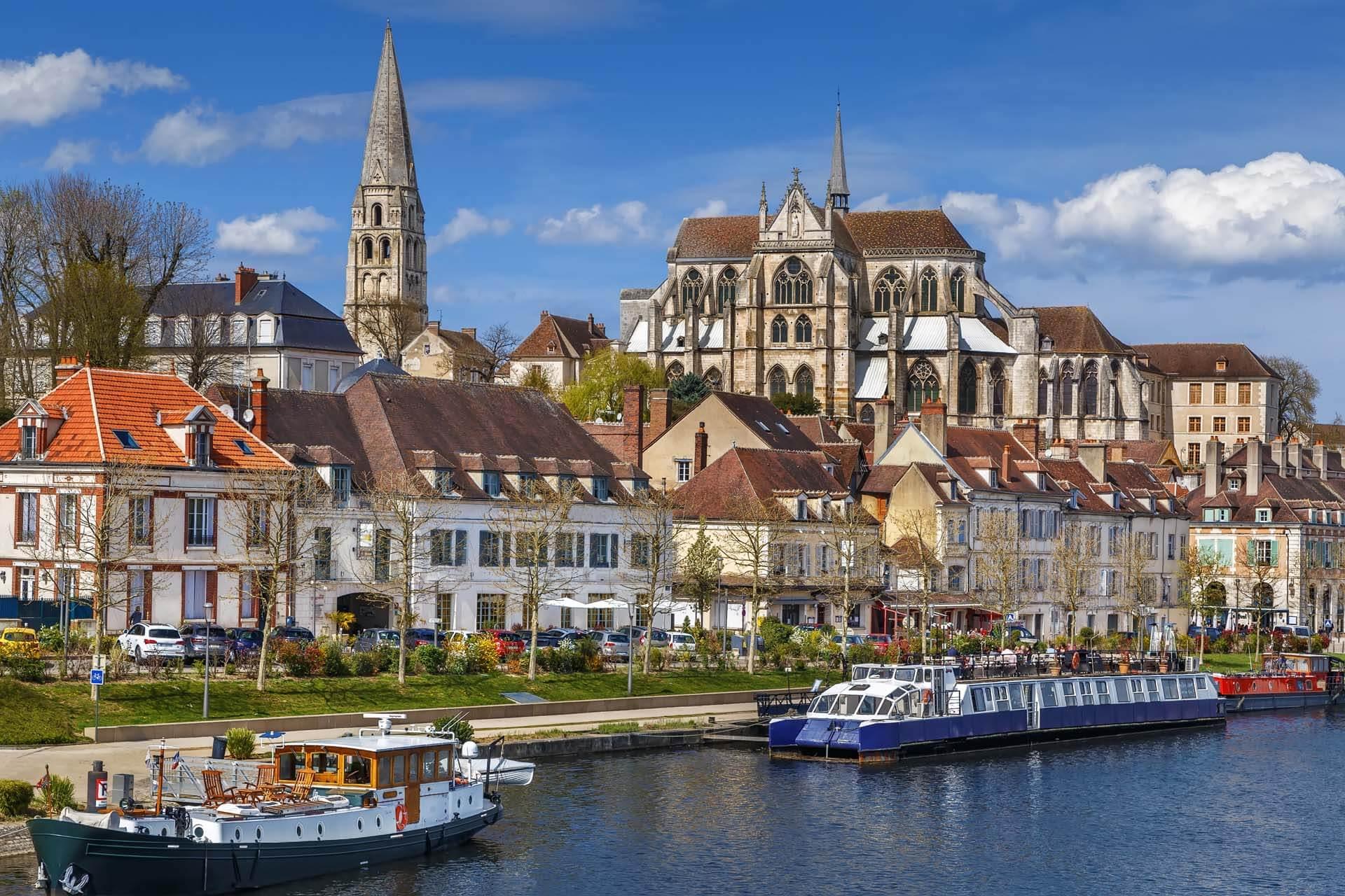Autorundreise Burgund - individuelle Rundreise