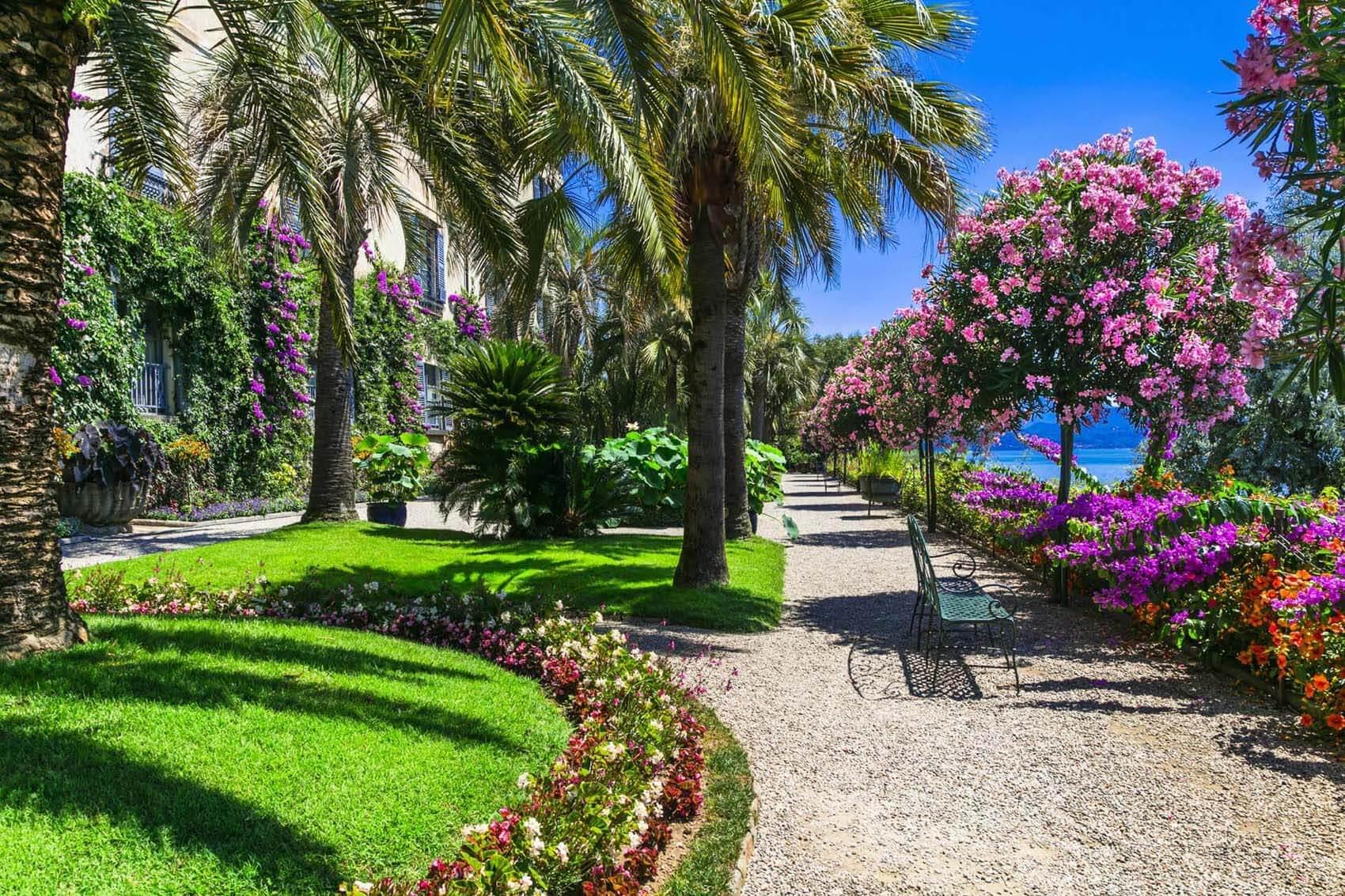 Autorundreise Oberitalienische Seen