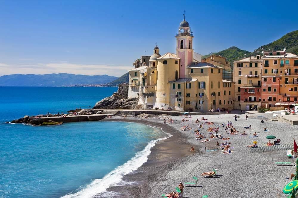 Camogli Autorundreise Italien