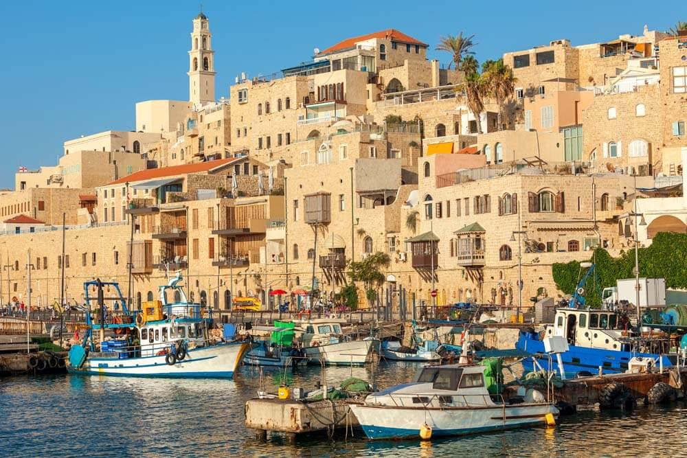 Haifa Mietwagenrundreise Israel