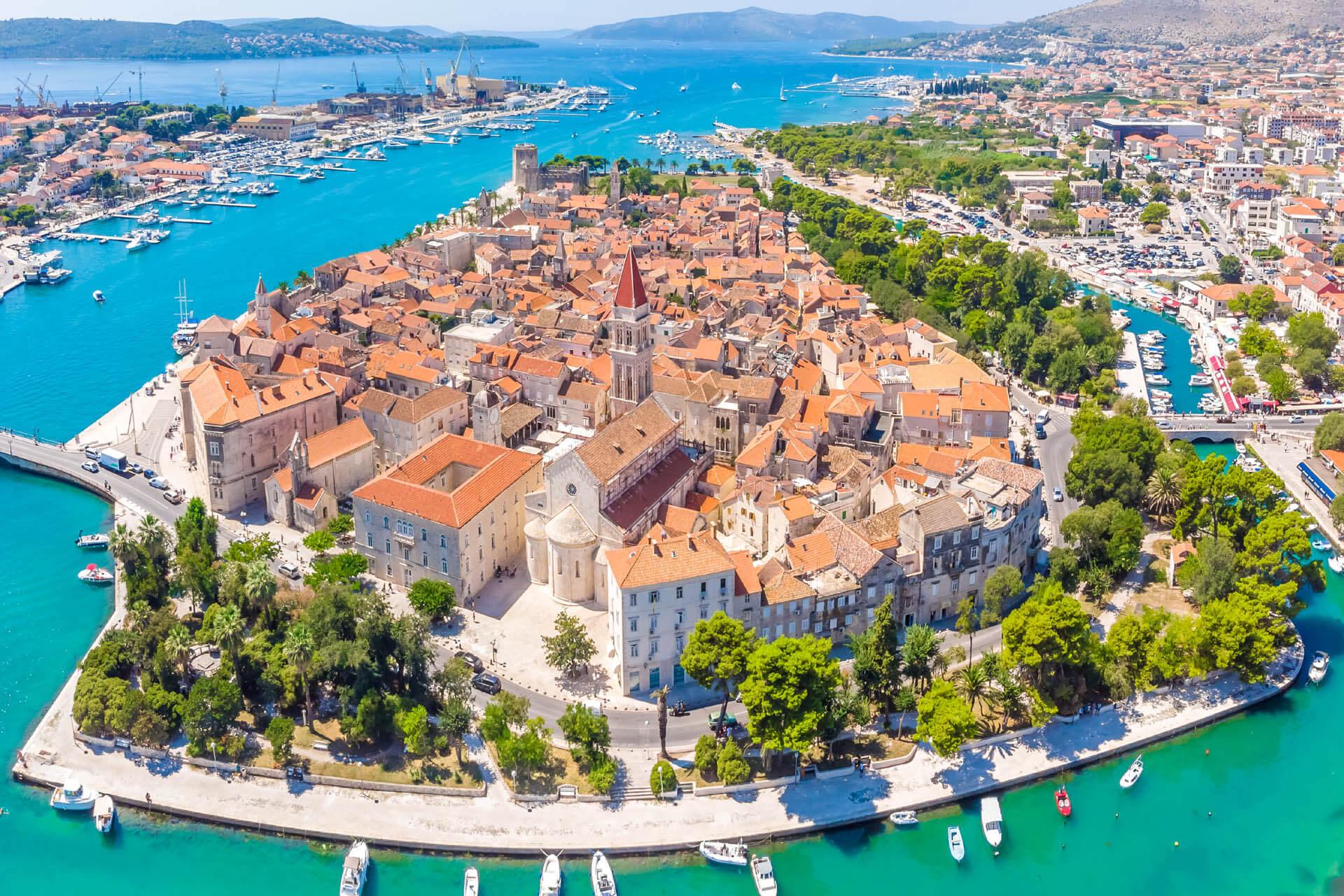 Mietwagenrundreise Kroatien - Höhepunkte Dalmatiens