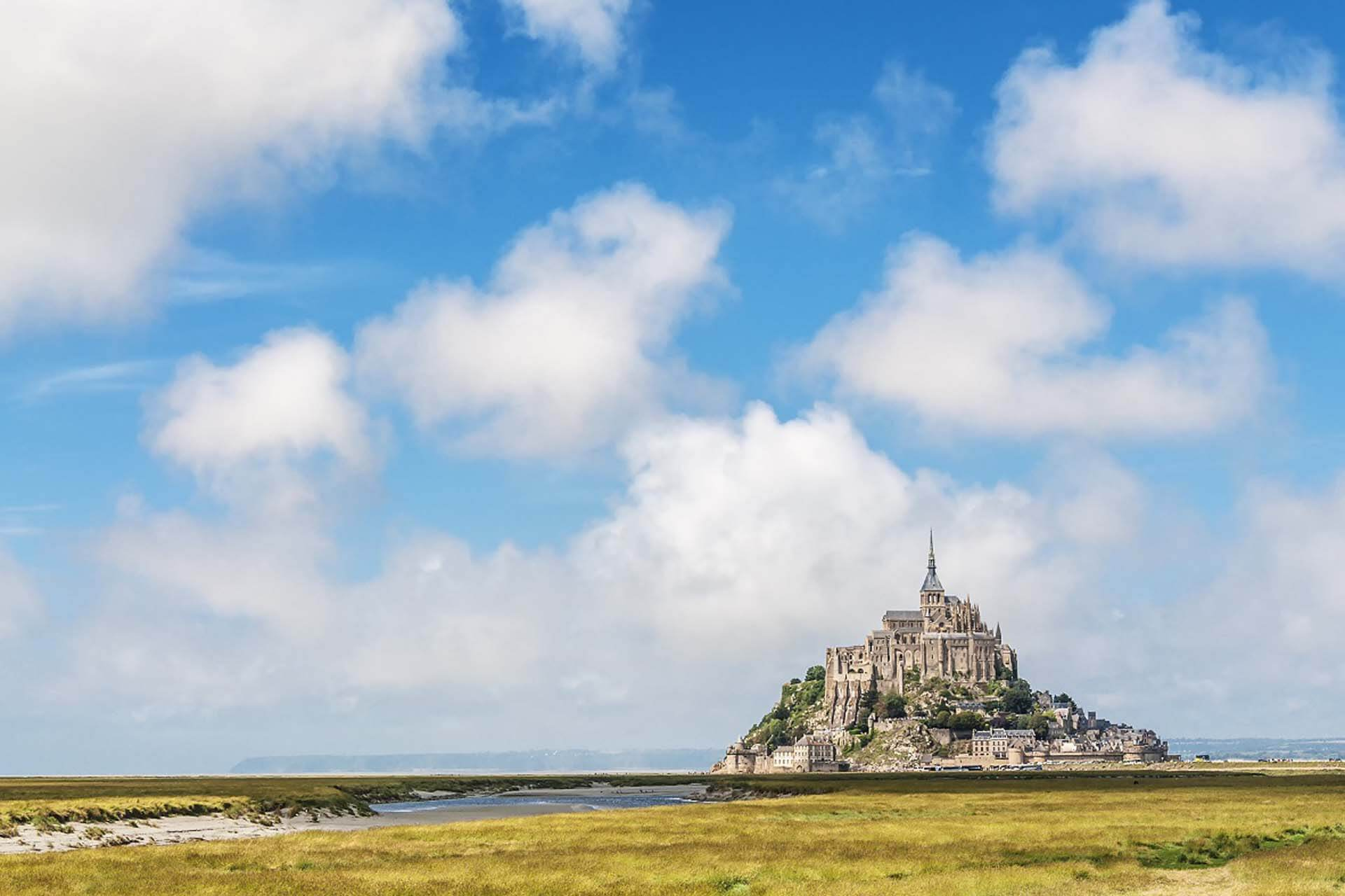 Normandie Bretagne Loire Rundreise