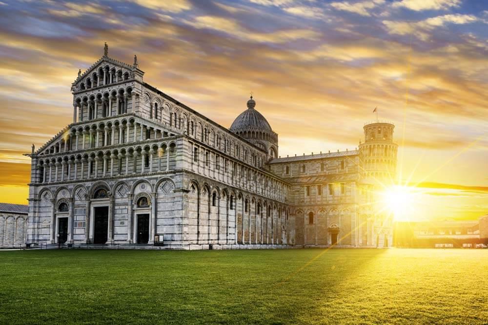 Pisa Autorundreise Italien