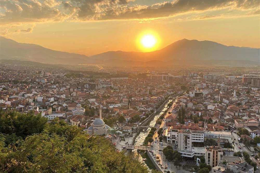 Prizren Mietwagenrundreise Albanien,Nordmazedonien,Kosovo