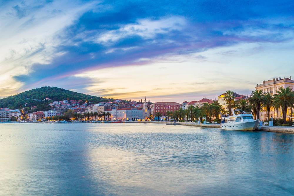 Split UNESCO Mietwagenrundreise Kroatien