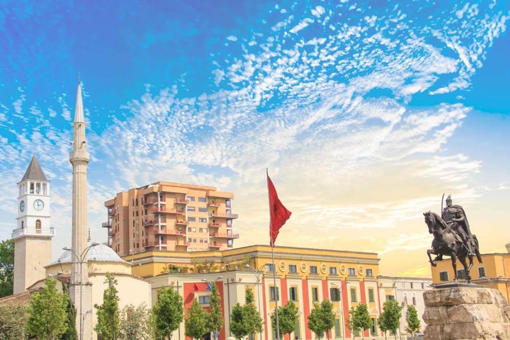 Tirana Mietwagenrundreise Albanien,Nordmazedonien,Kosovo