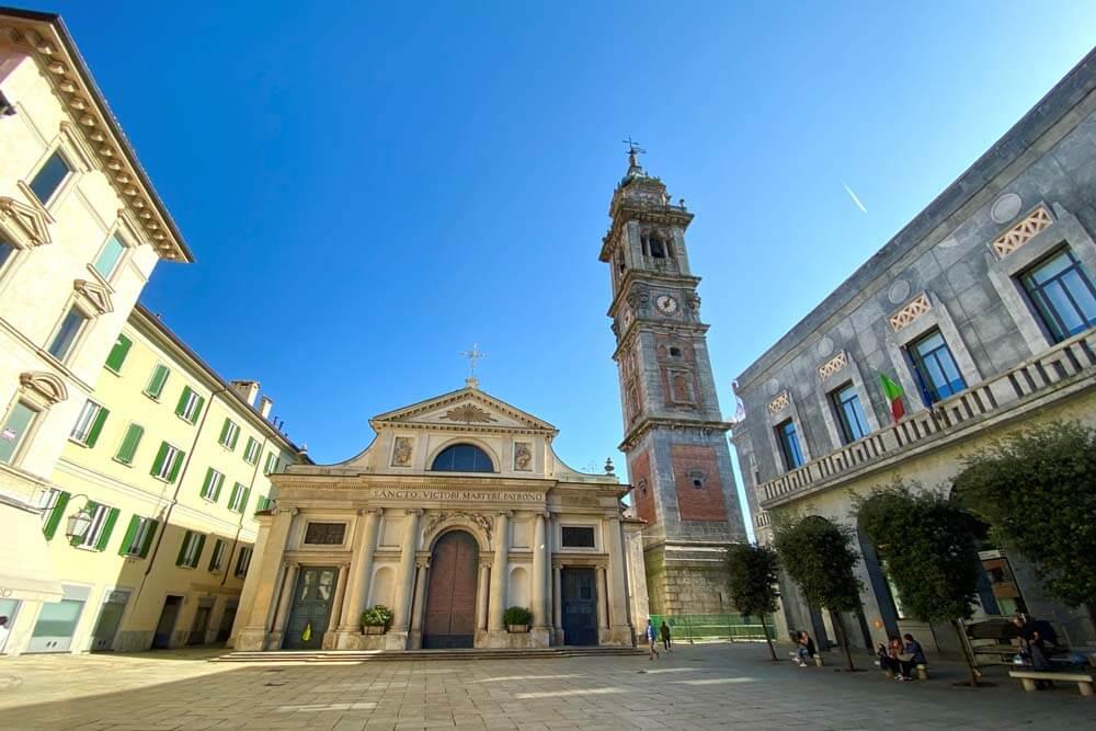 Varese Autorundreise Oberitalien