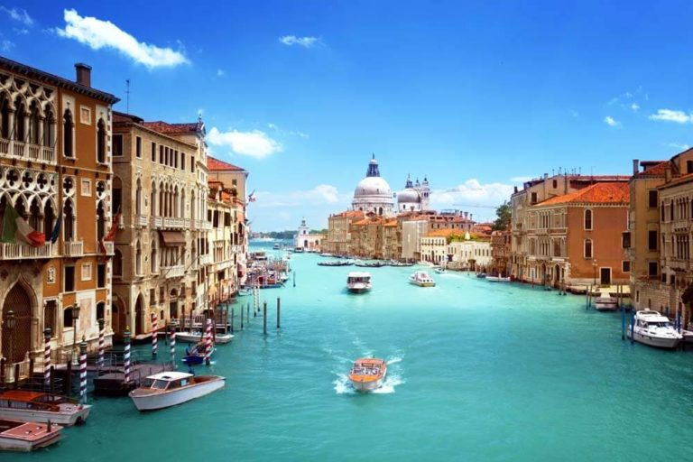 Venedig Autorundreise Italien