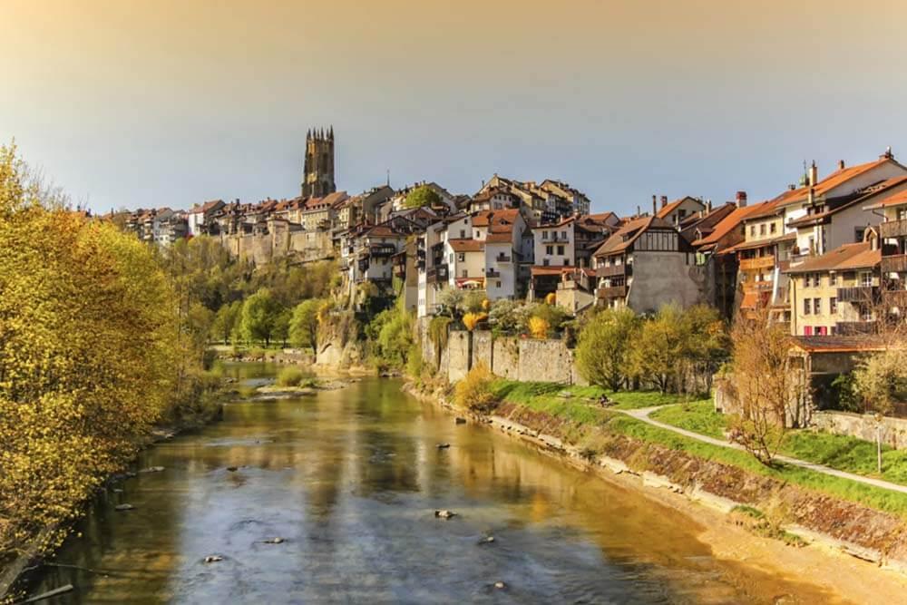 Fribourg Gourmettour Romandie