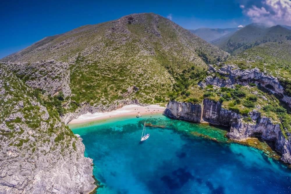 Wieso Albanien