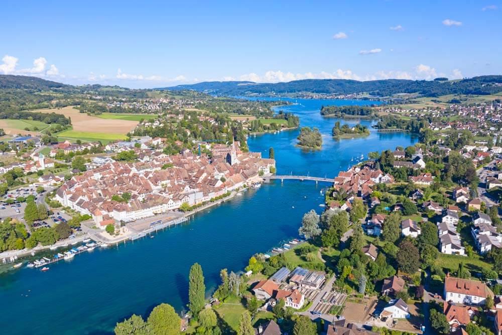 Stein am Rhein Schlemmen Schweiz Autorundreise